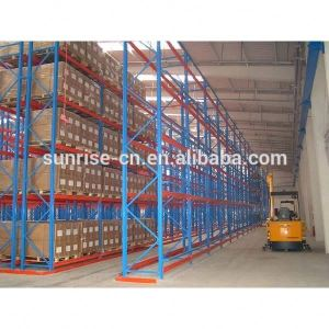 Business industrial used new technology radio shuttle storage steel heavy duty shelving