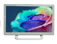 High definition Full HD television 1080p 23.6 Inch lcd tv with USB/VGA