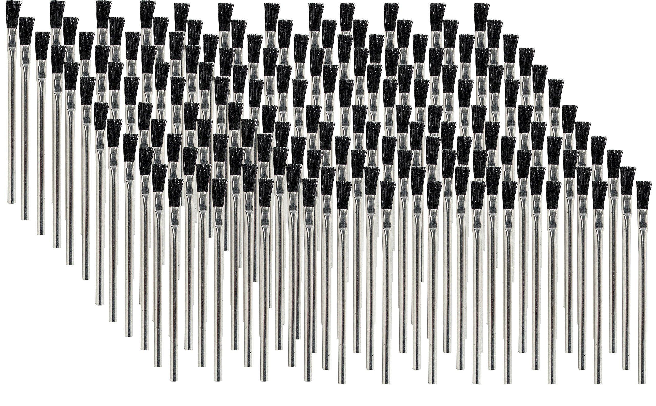 144 Pack Alfa Tools AB74061 6-1//8 x 7//16 Acid Brush