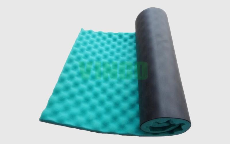 Rubber Foam Heat Insulation Material Pvc Pipe Insulation