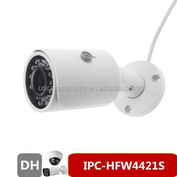 Dahua 4.0mp Bullet Security Camera System Cctv Ipc-hfw4421s Full ...