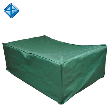 Fashion Breathable Furniture 150D Polyester Sofa Set Cover