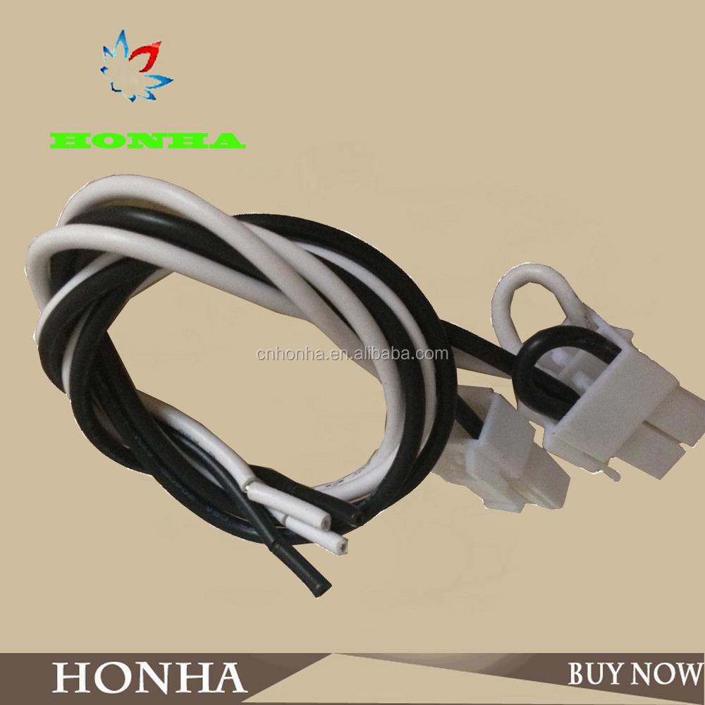 auto Molex 2 pin and 4 pin connector 300 watt led light bar wiring harness