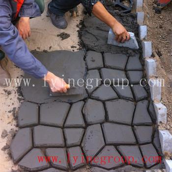 Walk Maker Molds Clay Brick Making Machine/concrete Block Plastic Mould /  Plastic Concrete Pavement Mould - Buy Plastic Concrete Pavement