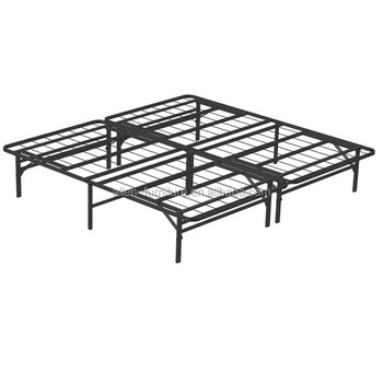 Queen Size Spring Bed Frame And Box Spring Buy Bellarest Mattress Foundation Durable Single Size Box Spring Bed Base Flat Bed Spring King Genius Base Folding Steel Bed Box Spring Product On Alibaba Com