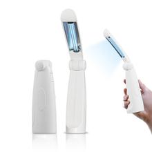 AGLINT Esterilizador UV 99.9/% Ultravioleta Caja de Desinfecci/ón con Funci/ón Aromaterapia Adecuado para Tel/éfonos Celulares M/áscaras Gafas Est/ética Herramientas de Belleza y Cuidado Personal