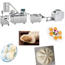 newest folding stainless steel automatic steamed stuffing bun r/chinese baozi machine
