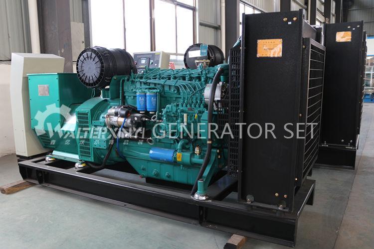250kva Weichai Alibaba China Supplier Alternator Generator Spare ...