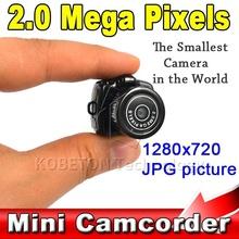 AP Hot sale Cmos Super Mini Video Camera Smallest Pocket Camera 640*480 480P DV DVR Camcorder Recorder Web Cam 720P JPG Photo