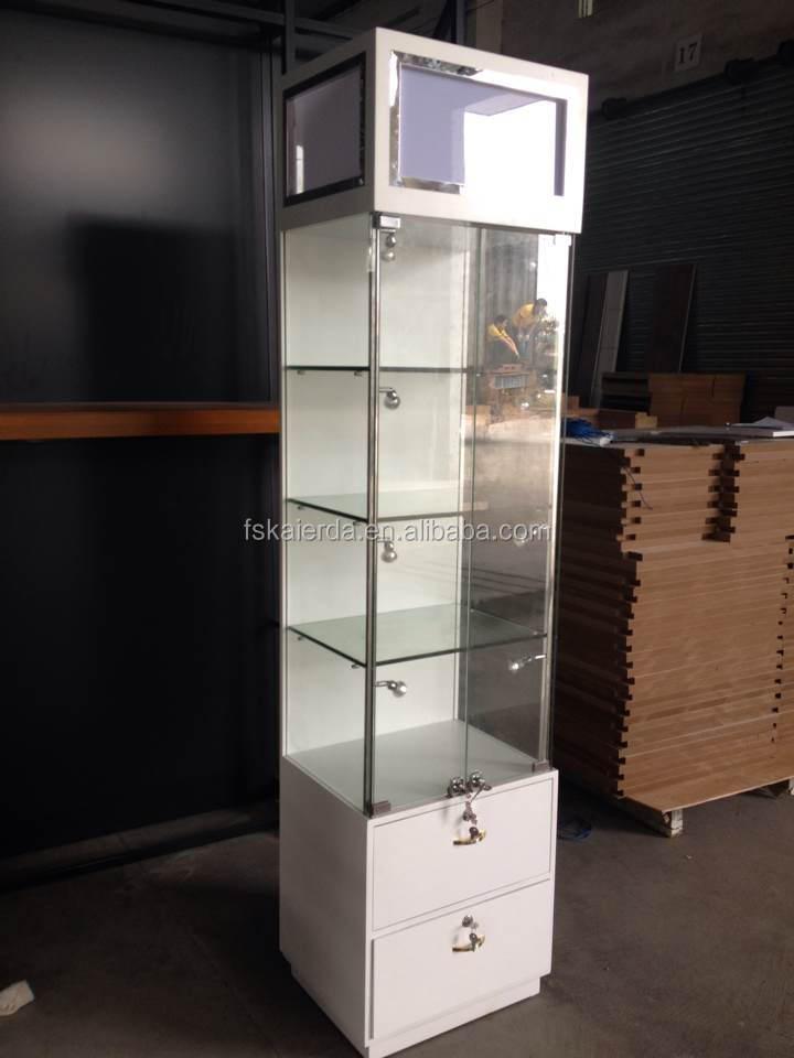 Corner Glass Display Cabinet Display/Glass Corner Display Cabinet