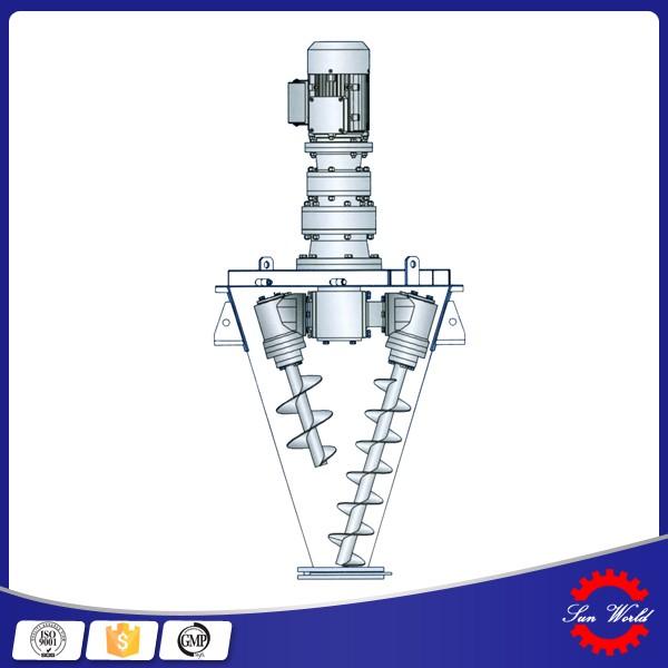 Double Screw Mixer Vertical Mixer Conical Mixer Buy