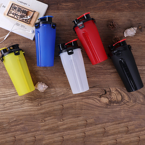 Hygienic promotional protein gym Outdoor Sports Camping Bottle