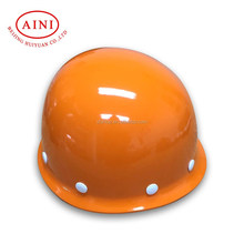Good quality of FRP counstruction solar safety helmet with fan helmet