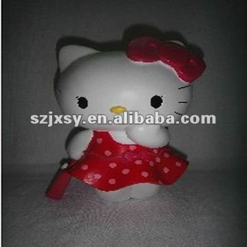 Home Decor Resin Hello Kitty Cat Crafts Figure Ornament