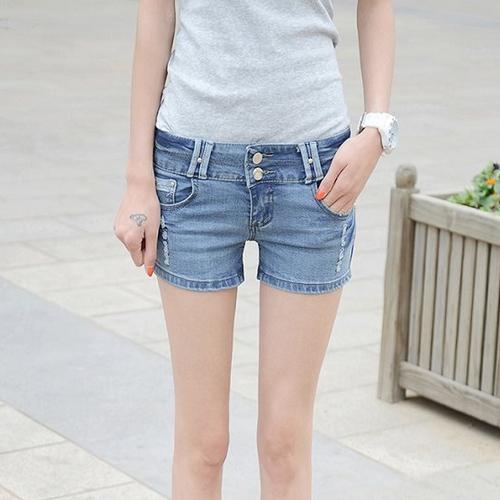 Korte Broek Jeans Dames.Europa En Amerika Retrostyle Hete Verkopen Dames Korte Broek Zomer