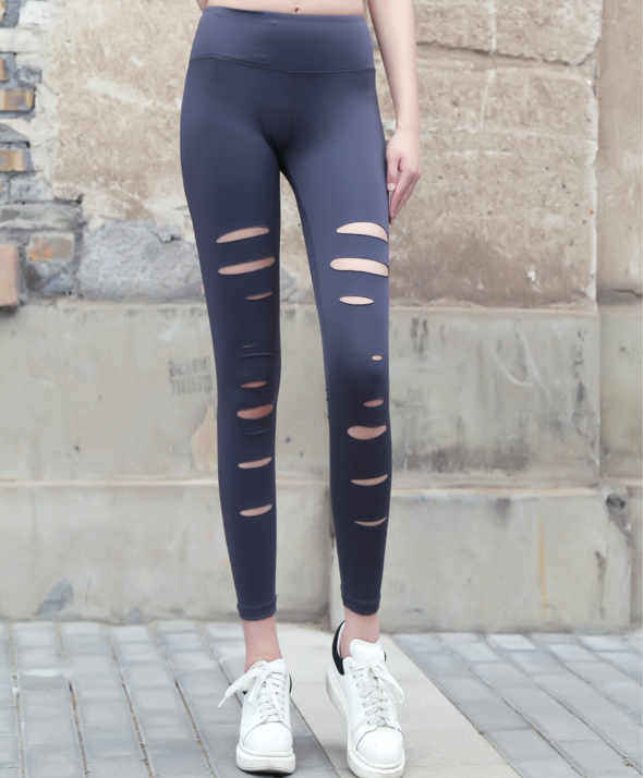 OEM Best Selling new high quality Customized wholesale fitness clothing, Compression fitness yoga pants leggings for women