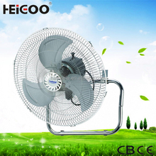 Electric Oscillating Wall Fan For Home
