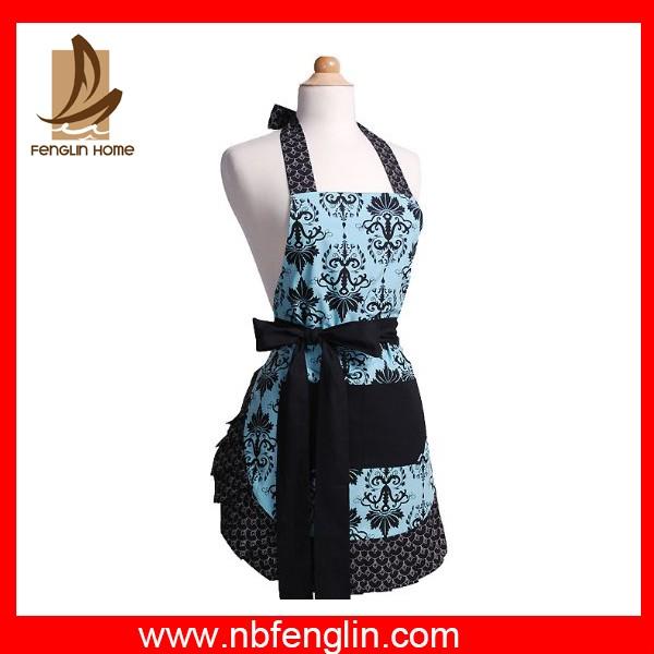 2016 New Lovely Style China Wholesale Gambar Apron