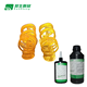Ransheng 3D Printing Photosensitive UV Curable Resin, High Precision Liquid Glue Resin for DLP Casting