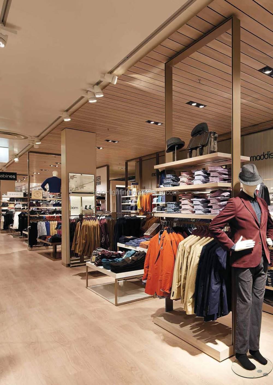 Latest Design Retail Shop 40w 50w Cob High Power Track Light Led ...