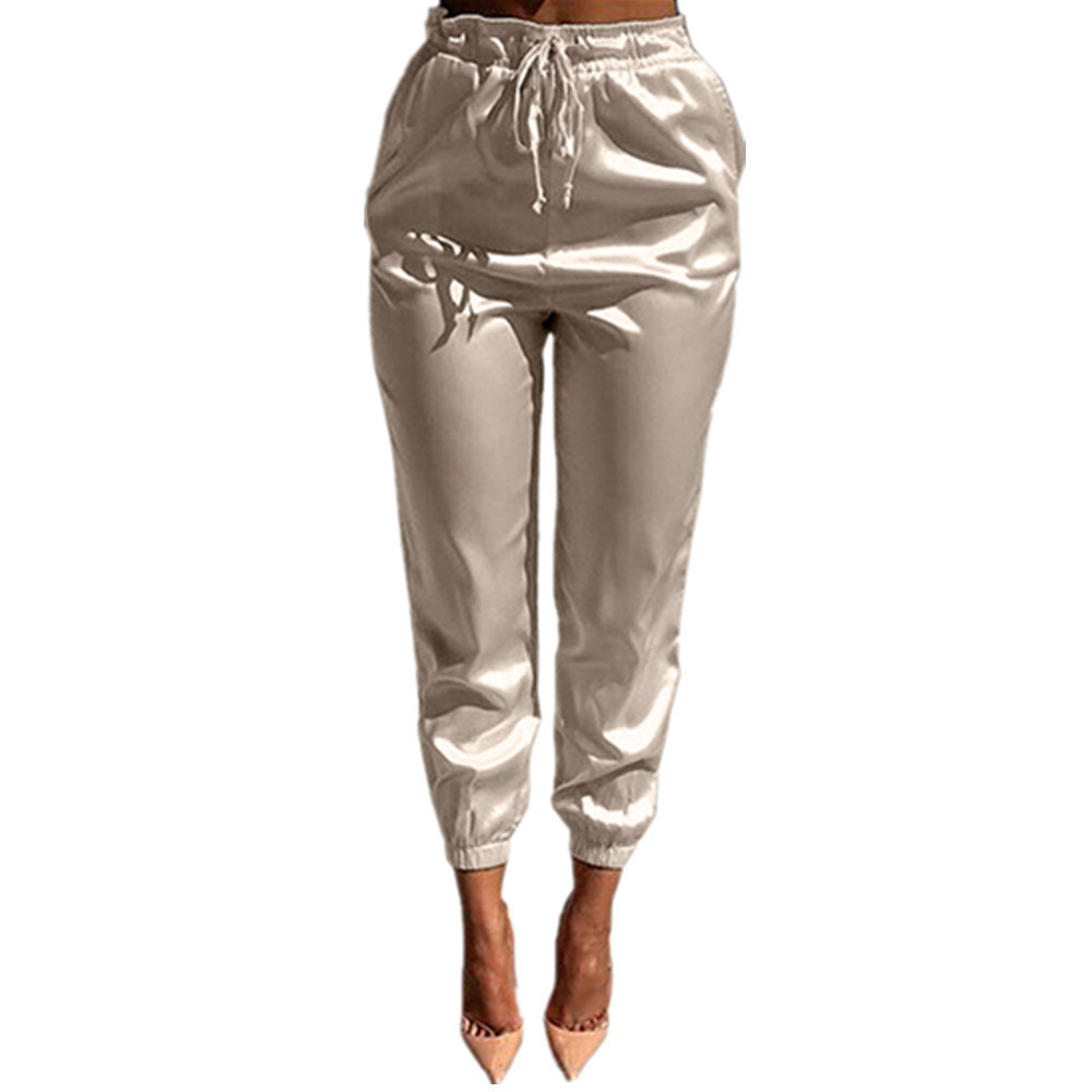 Women's pants here are able to make your figure better. Visit this website and select your favorite pants for women such as leather pants, linen pants and khaki pants and so on. High waisted pants and wide leg pants are available, too.