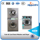 Professional coin and IC card stack washer dryer