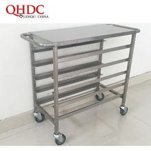 restaurant equipment in china stainless steel trolley cart