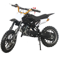 Top Saling 50CC 80CC Gas Mini Kids Dirt Bike For Sale Cheap