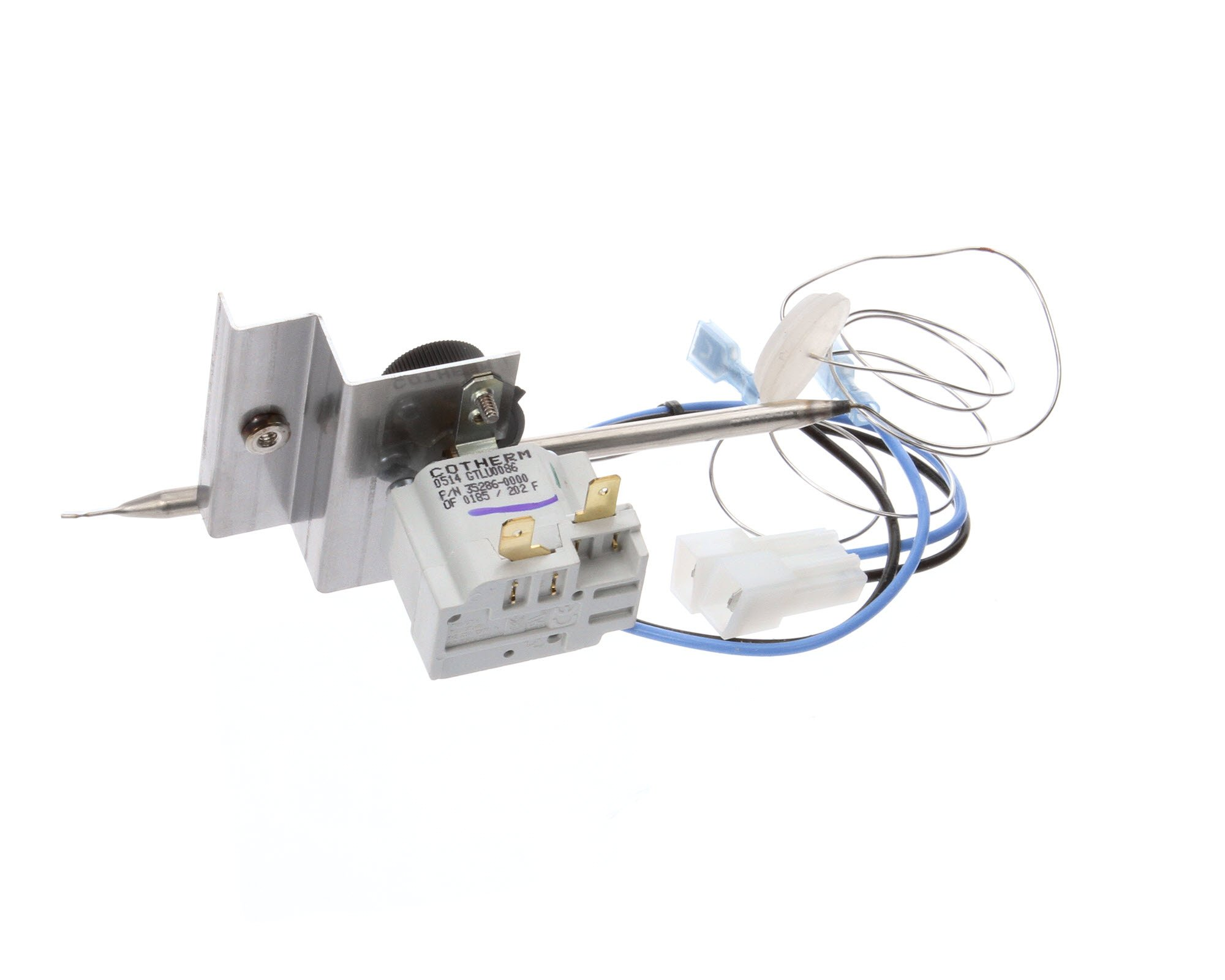 Empire Wall Heater Thermostat Wiring Cheap 24 Volt Find Get Quotations Bunn 283851001 120 Kit