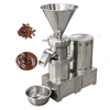 Electric Cocoa Bean Processing Equipment Cocoa Nibs Grinding Machine