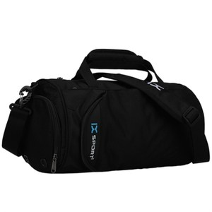 mini portable travel weekend small gym duffle bag with pocket