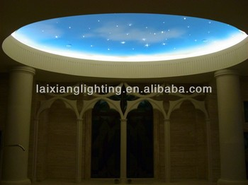 Plastic Fiber Optic Sparkle Starry Sky Ceiling Light,Led Fiber ...