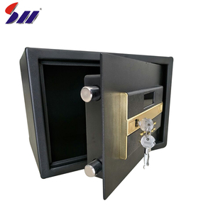 Professional high quality combination lock deposit money safe locker cabinet