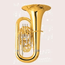 Messing Gold Lack <span class=keywords><strong>Eb</strong></span> Ton <span class=keywords><strong>Tuba</strong></span>