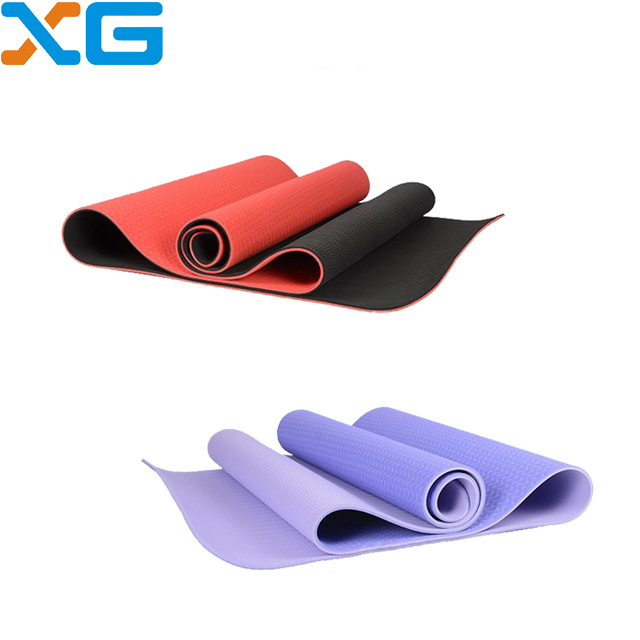 GoYoga All Purpose Anti-scheur Oefening Yoga Mat met Draagband