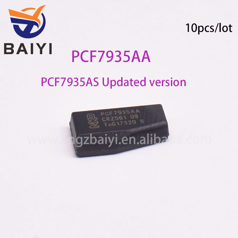 50PCS//LOT PCF7935AS updated version PCF7935AA transponder chip