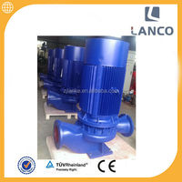 ISG industry vertical centrifugal water injection pump manufacturers