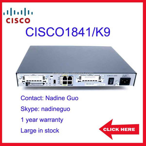 Cisco Router Cisco 1841 Cisco Router Cisco 1841 Suppliers And