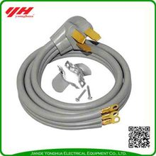 Customized ul approved small appliance power cords