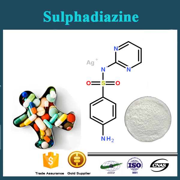 Sulphadiazine/sulfadiazine(sd) 68-35-9 With High Quality And ...