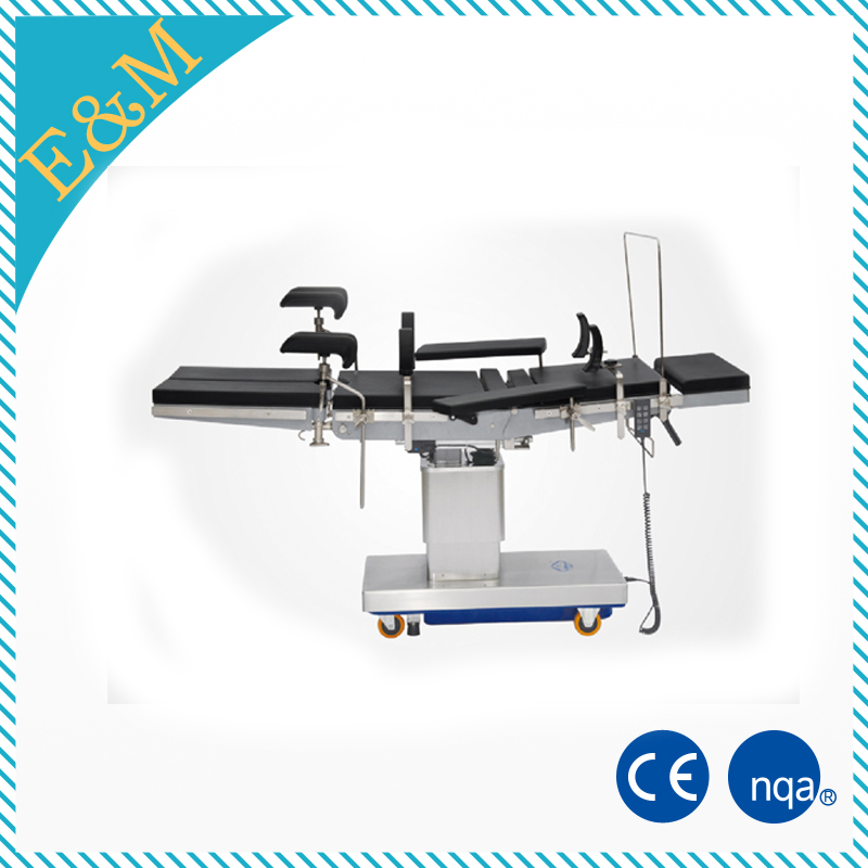 Universal Operating Table Price / Orthopaedic Surgical Instruments Electro Operating Table hospital equipment medical