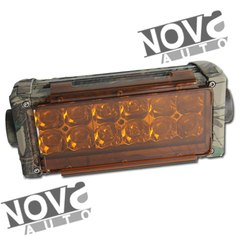 Yellow clear led light bar cover for 36w dual row led bar view yellow clear led light bar cover for 36w dual row led bar aloadofball Images