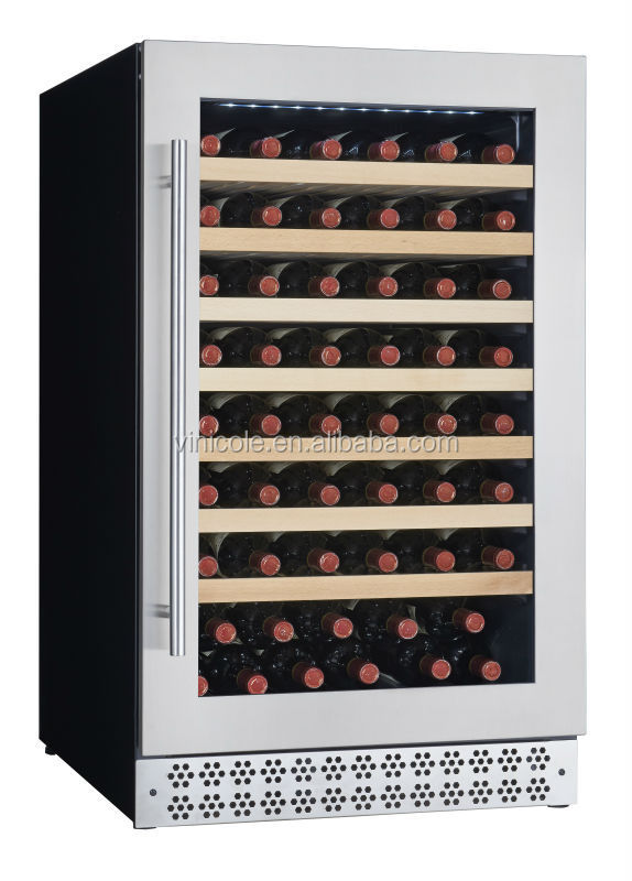 High quality hot sell 89 bottles wine cabinet
