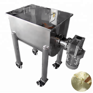 ribbon Industrial Powder Mixer/ Ribbon Blender for food/ Powder Mixing Machine