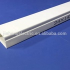 Different size Cable PVC Trunking for Ethiopia Market