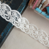 new fashion cotton lace voile lace Flower Design lace For making dress