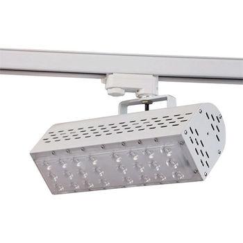 Portable Track Lighting High Lumen Easy Install Led Light 50w 60w 70w 30 Watt For Jewelry Cloth