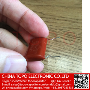 Epoxy Resin Film Metallized Polypropylene Film Capacitors CBB81 203J 0.02uf 200nf 1200V Capacitors