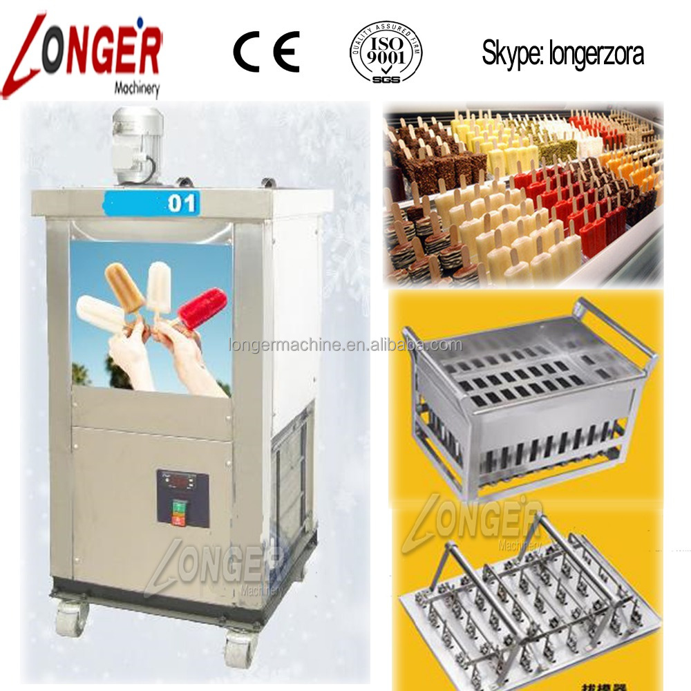 Best Popular Commercial Ice Lolly /Popsicle Machine Good Quality