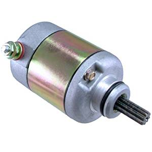 Discount Starter & Alternator 19620N Polaris Outlaw 450 MXR 525 ATV Replacement Starter